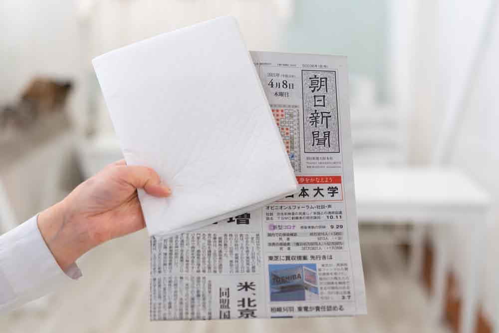 フクロウ|新聞
